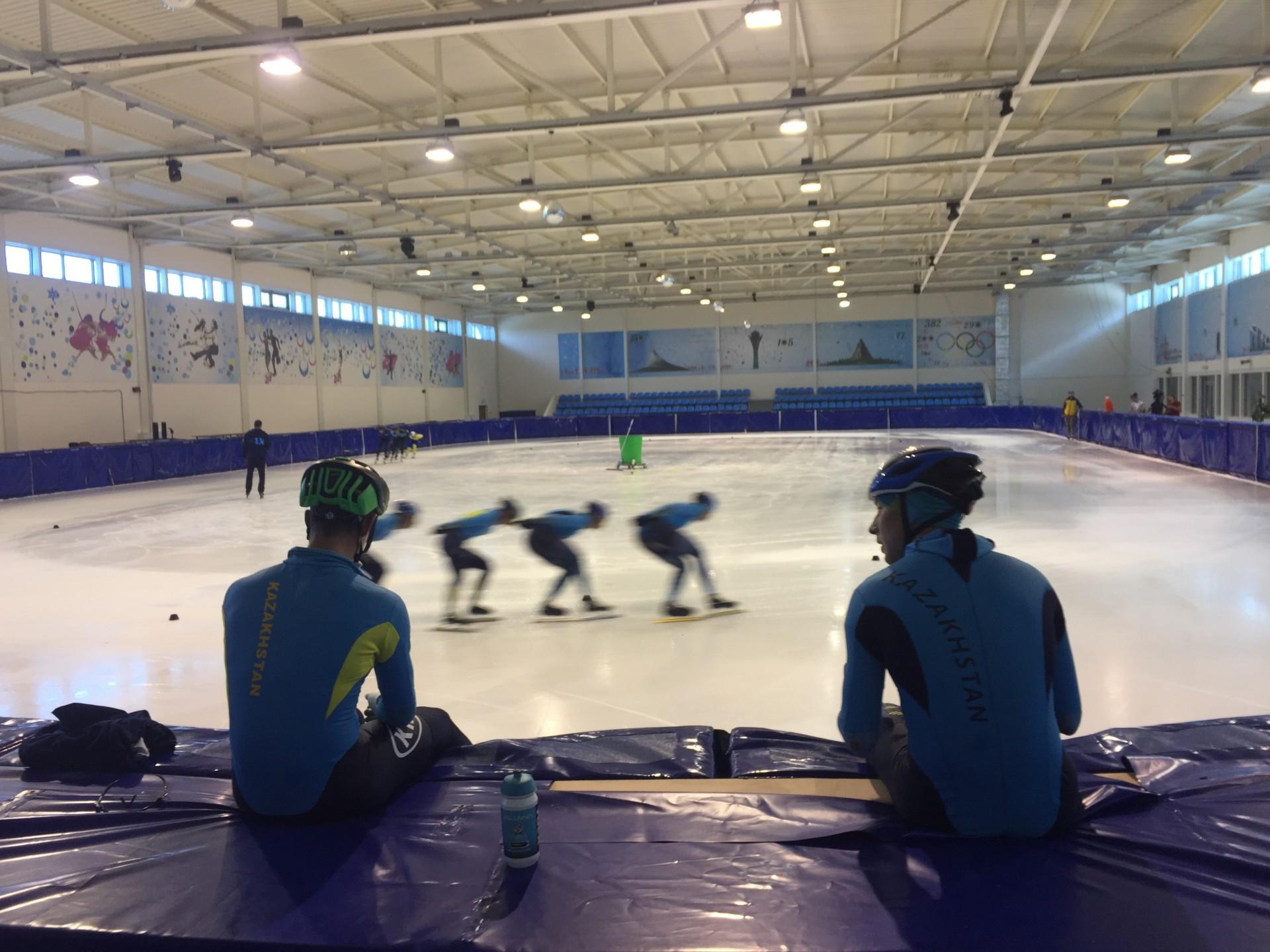 Федерация конькобежного спорта казахстана