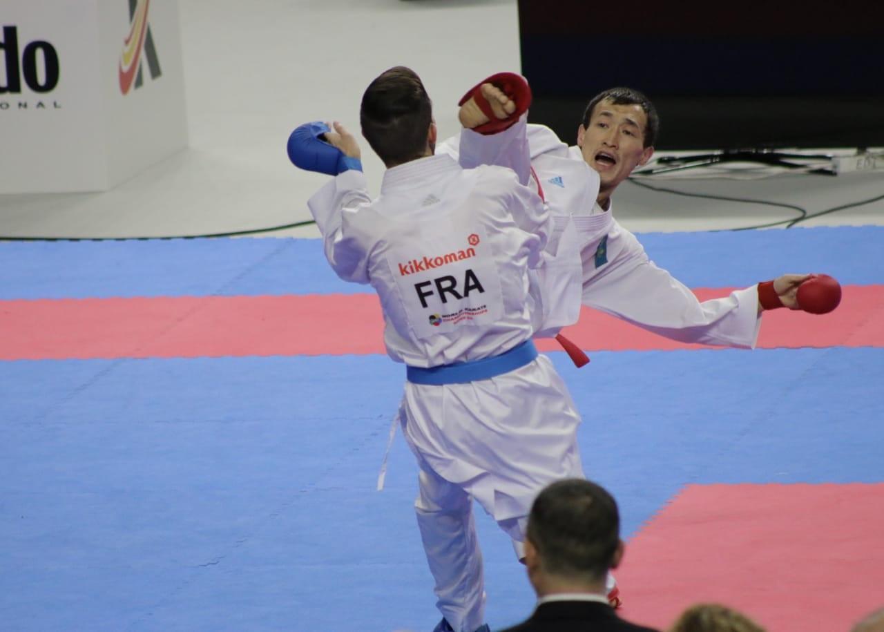 Карате: Дархан Асаділов олимпиадалық рейтингте төртінші орынға табан тіреді