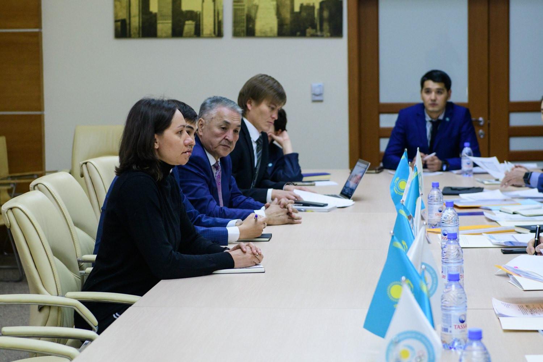 Председатель комитета спорта казахстана