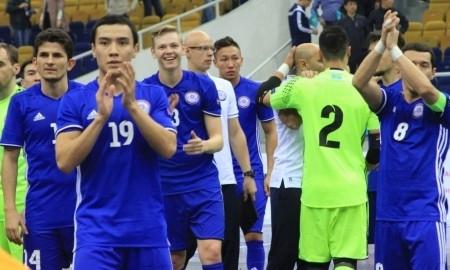 01def7aac65 Kazakhstan s national futsal team reaches UEFA Euro Futsal 2018