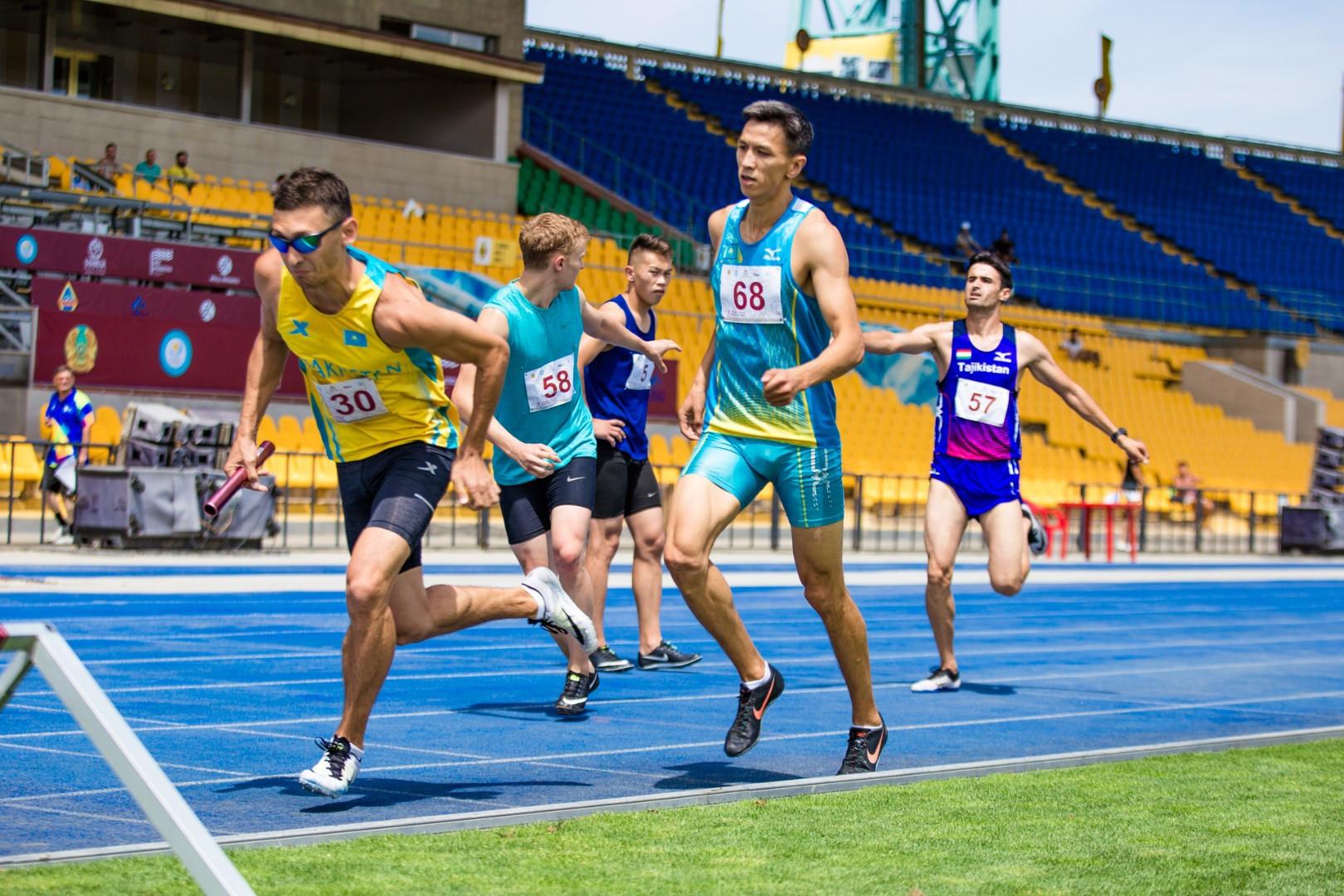эпизодах, фото легкой атлетики казахстана того