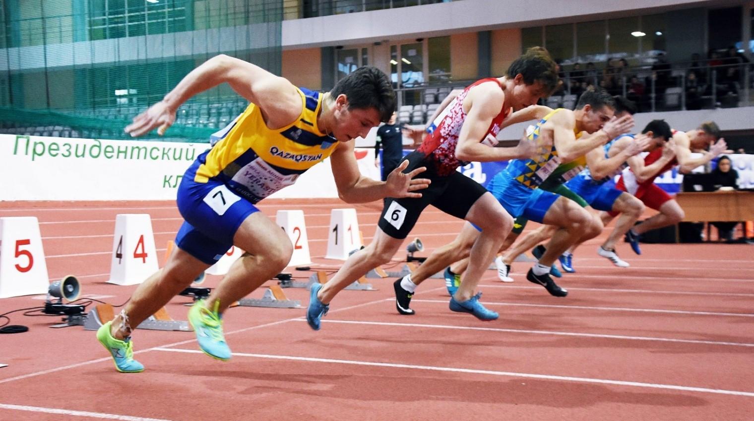 фото легкой атлетики казахстана чём том числе