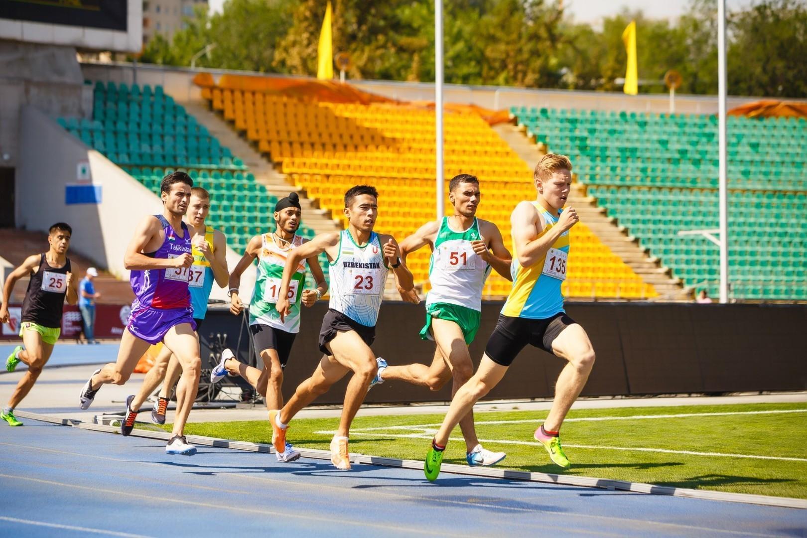 первым пунктом фото легкой атлетики казахстана рыбы львицы