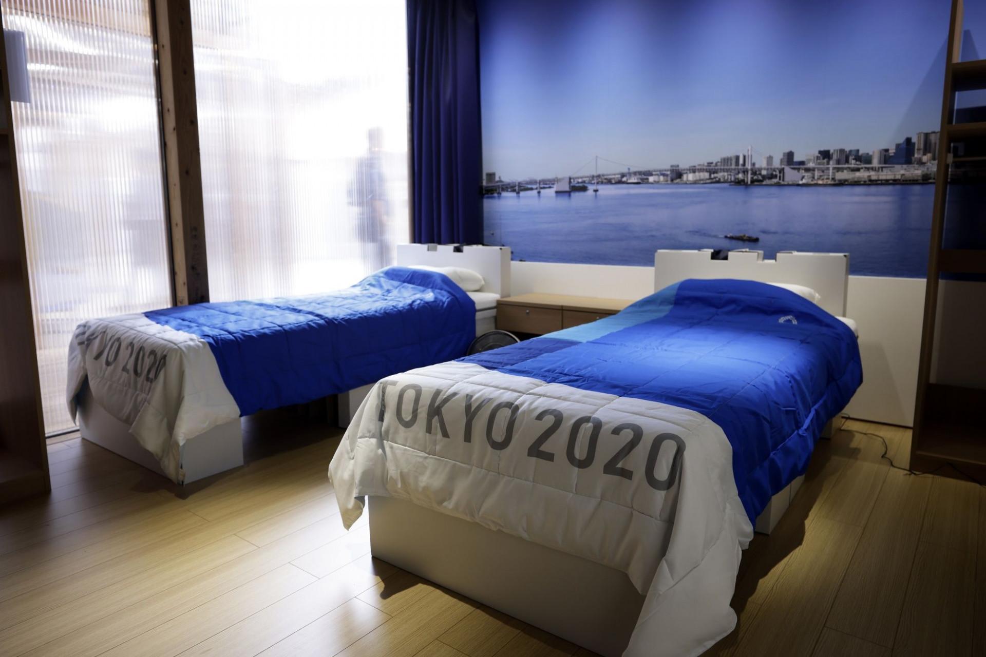 Казахстанцы показали, как выглядит Олимпийская деревня в Токио 9