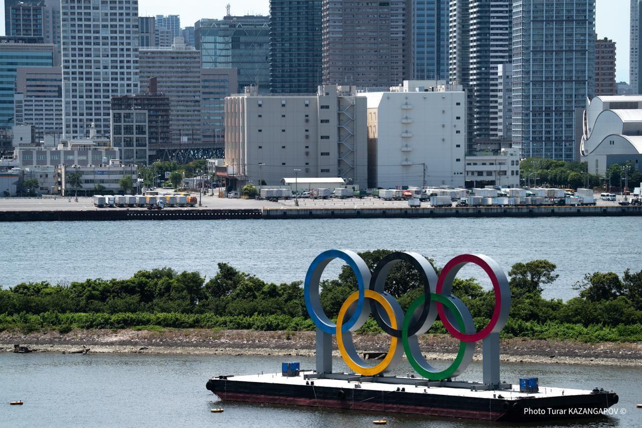 Қазақстандық олимпиадашылардың екінші легі Токиоға келді